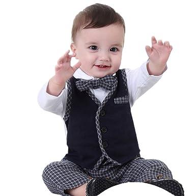tienda oficial gama muy codiciada de sitio web para descuento KiwiTwo ropa para bebés de esmoquin para los bebés varones ...