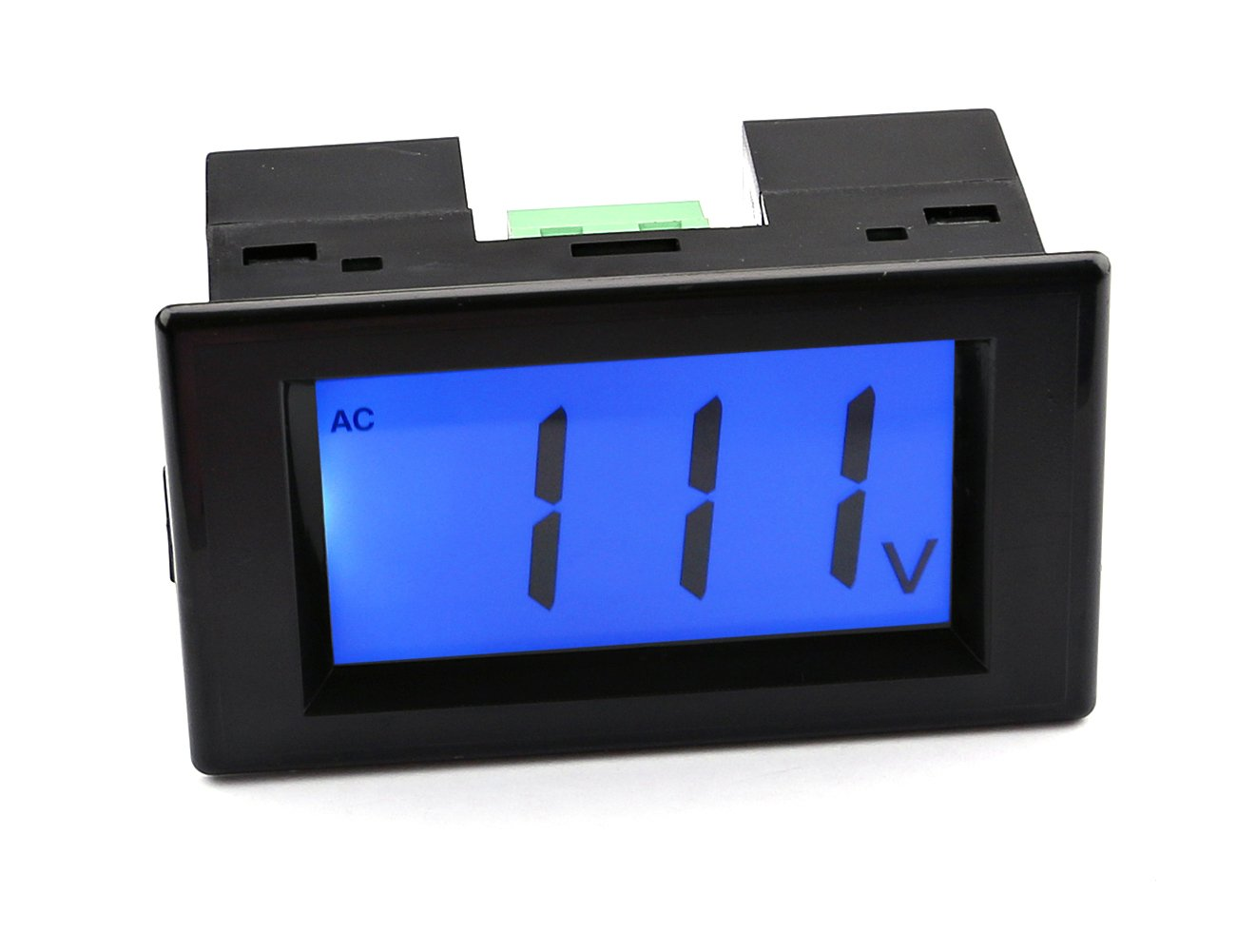 Yeeco Digital Multimeter Voltmeter Ammeter Ac 80 260v 20a Voltage Dual Led Amp Power Meter 090v 100a Shunt Amperage Energy Lcd Display Current Volt Monitor Testing