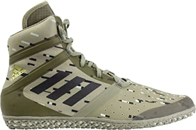 half off 9f21b e75cb adidas Flying Impact Mens Wrestling Boots Shoes Cargo UK Size 5