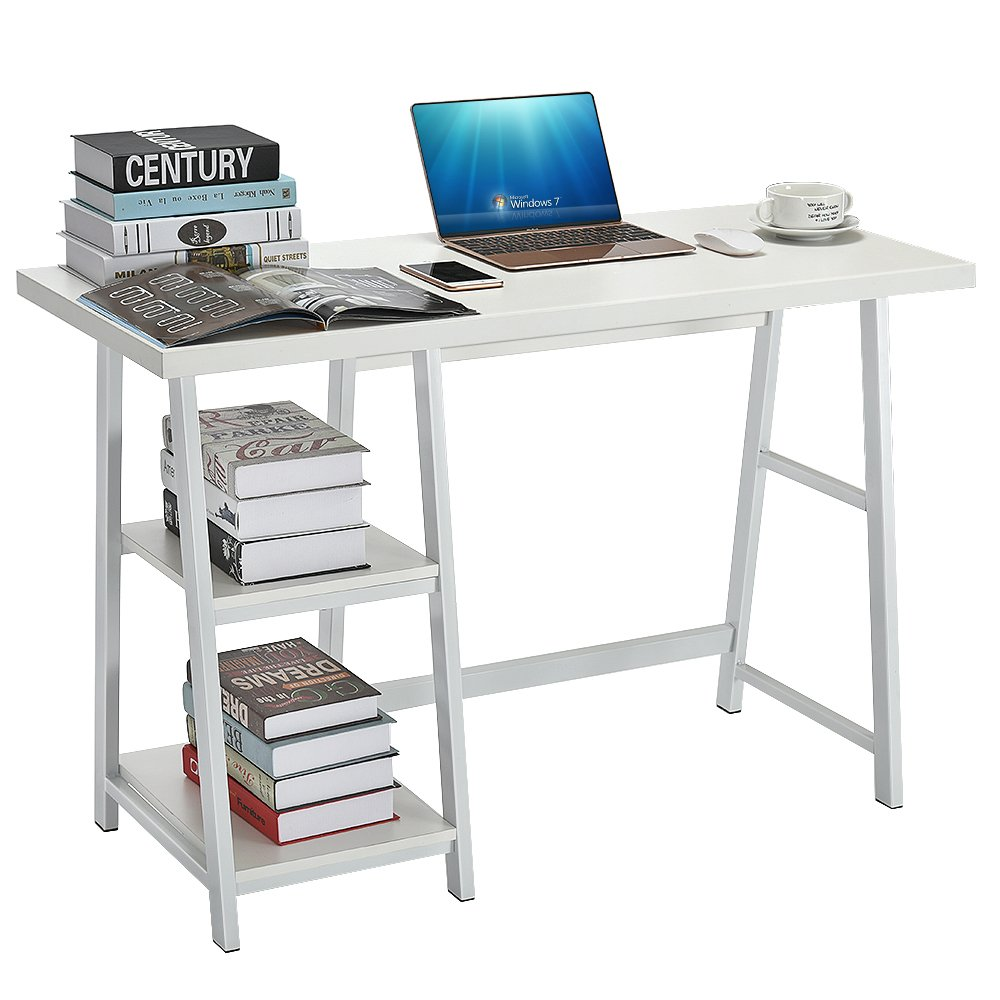 WEIBO Home Office Table Computer PC Laptop Desk Study Table Workstation Home Office