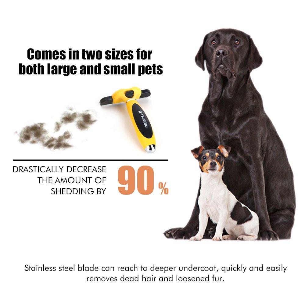 stainless for dog dogs shedding brush blade sheds safari steel