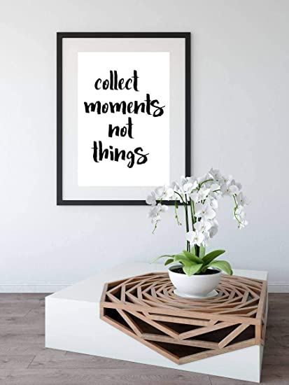 Amazoncom Delia32agnes Collect Moments Not Things Inspirational