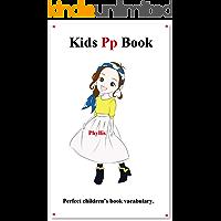 Kids Pp Book: Picture Kids P Book