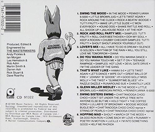 JIVE & MASTER CD THE MIXES BUNNY BAIXAR