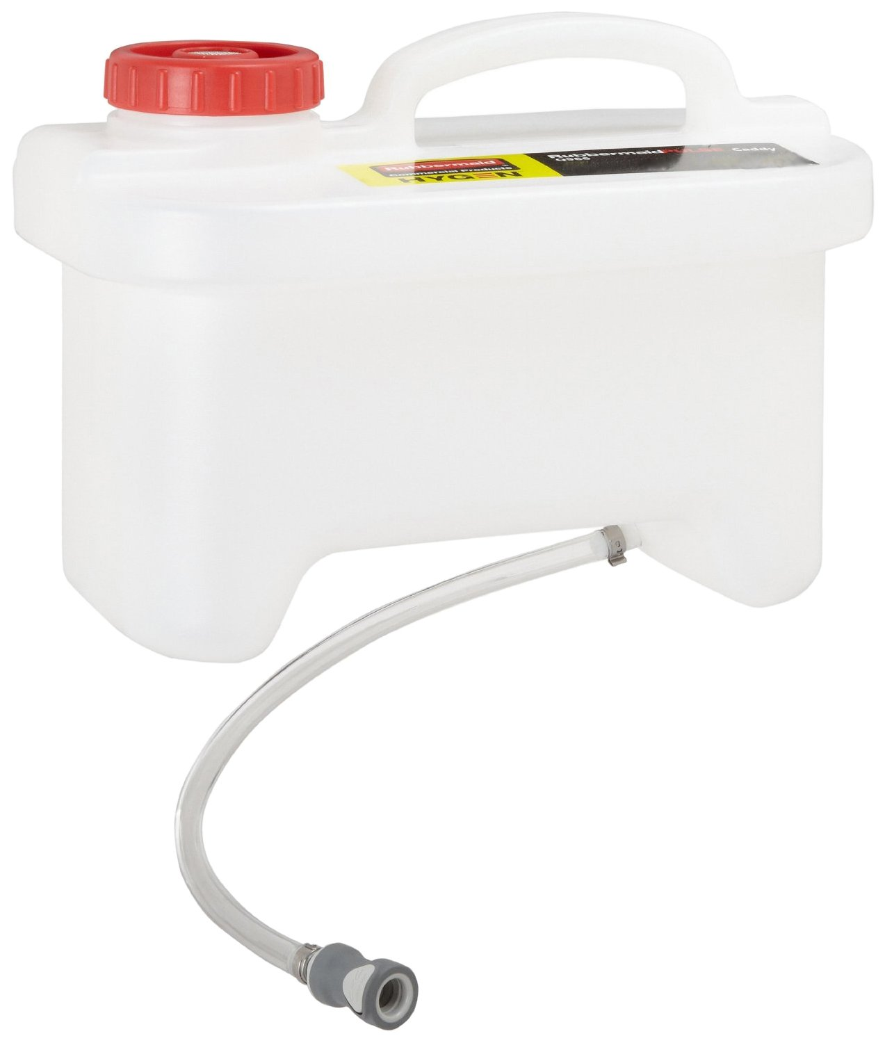 Rubbermaid Commercial Pulse High-Capacity Liquid Caddy, 2 Gallon, FGQ966000000 by Rubbermaid Commercial Products (Image #2)