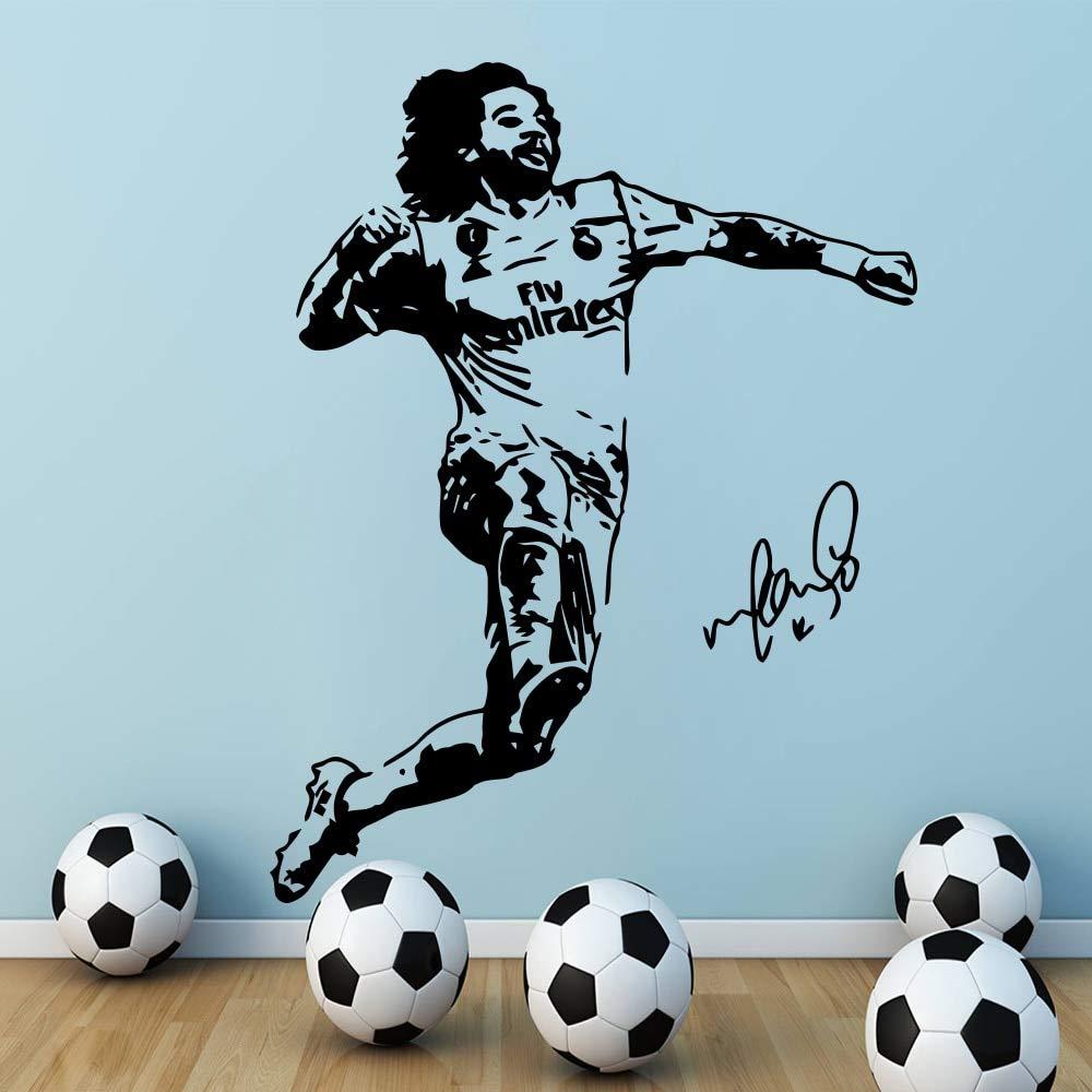 Marcelo Vieira Brasil Fútbol del Real Madrid Fútbol Tatuajes de ...