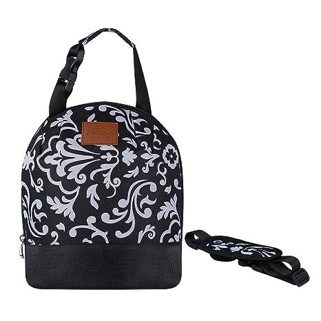 Bolsa de almuerzo refrigerador bolsa mujeres Tote Bag ...