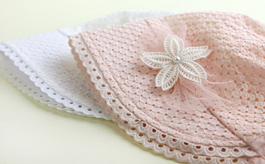 Lily-Li Summer Toddler Girl Cotton Beauty Hat Cap Baby/´s Hat One Size
