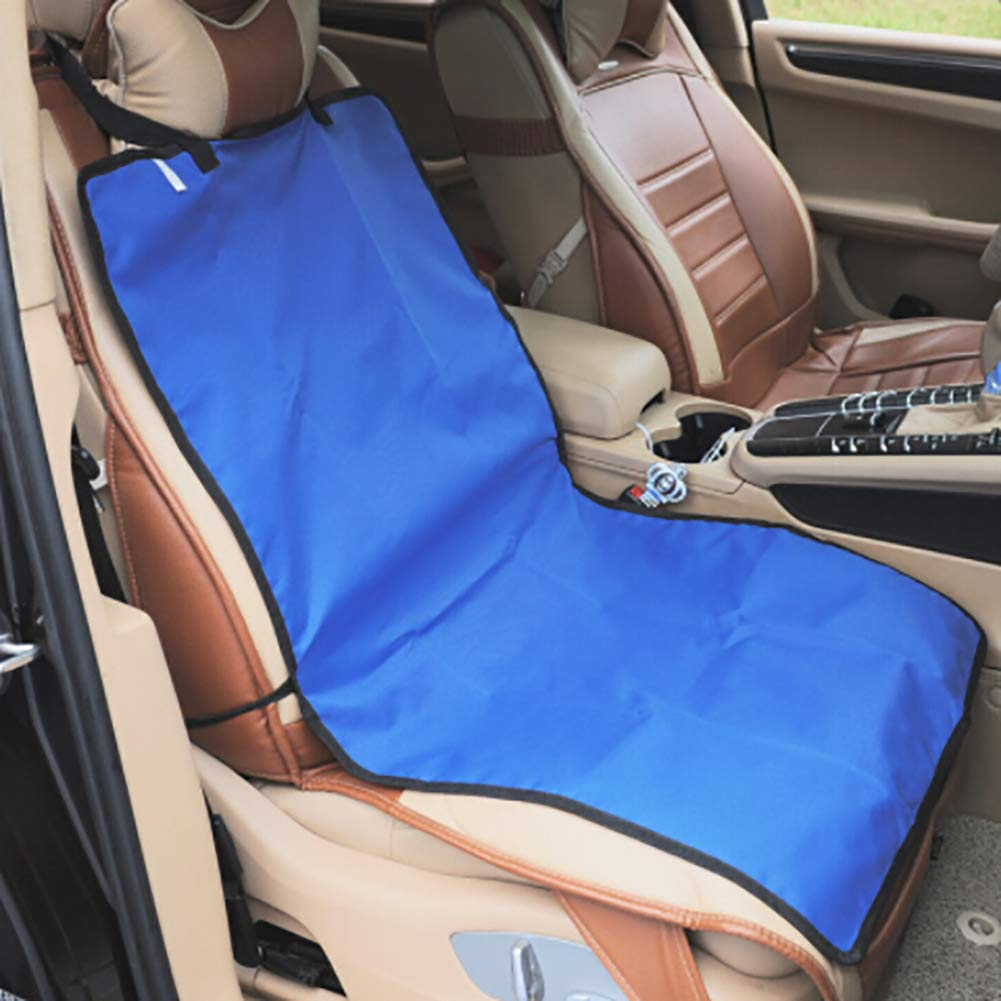 BIKITIQUE per Sedile Auto Clean Protector Cane Gatto co-Pilot coprisedili Auto Pet Mat Impermeabile