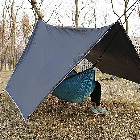 Wewoo Tienda de Camping (Plein Air Protección Vida Impermeable al ...
