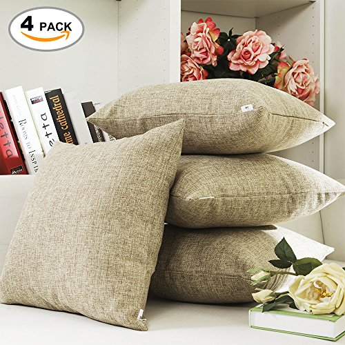 Brilliant Momthers Cushion Pillowcase Natural