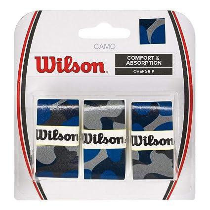 Wilson Camo Juego de sobreempuñaduras