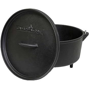 Einen guten Dutch Oven finden Sie bei dem Hersteller Camp Chef.