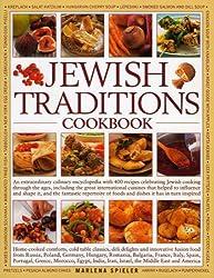 The Jewish Traditions Cookbook