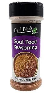 Fresh Finds Soul Food Seasoning, 7 oz (Pack of 2)