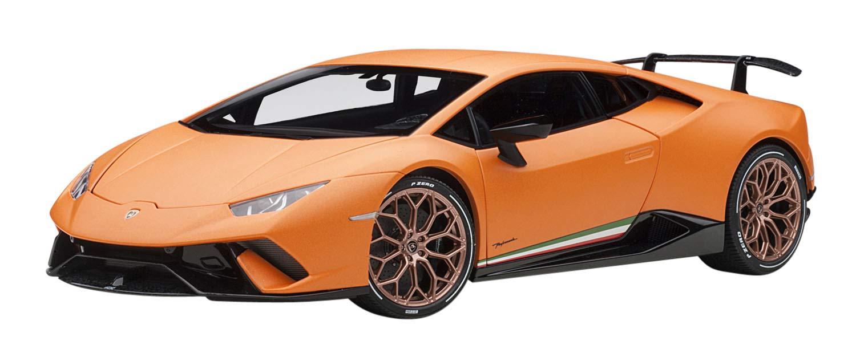 オリジナル AUTOart ウラカン 1/18 AUTOart ランボルギーニ ウラカン ペルフォマンテ 1/18 マットオレンジ 完成品 B07P3KP518, クラウン無線:17288a04 --- test.ips.pl