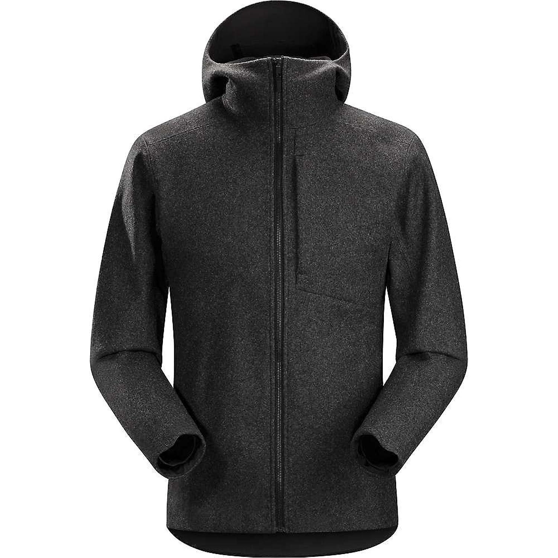 アークテリクス アウター ジャケットブルゾン Arcteryx Men's Cordova Jacket Black Heat 121 [並行輸入品] B076X1FL3L