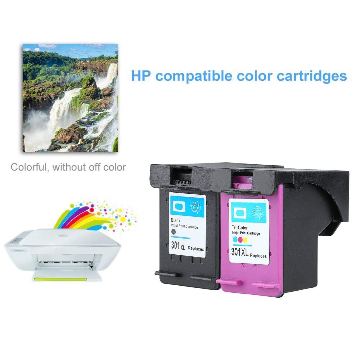 Alternativa de Cartucho de Tinta no Original para HP 301XL ...