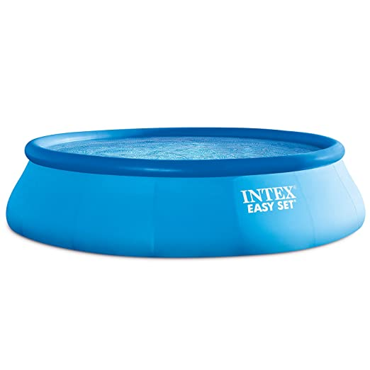 Intex Diámetro 366 x 91 cm Easy Set® swimming pool 28914: Amazon ...