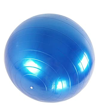 f43b8ab8718 Longreen 65cm Health Fitness Yoga Ball 5 Color Utility Anti-slip Pilates  Balance Yoga Balls