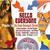 HELLO EVERYONE ~ POPSIKE SPARKS FROM DENMARK STREET 1968-70