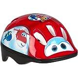 Super Wings - Casco protección para bicicleta, patinete o monopatín (ColorBaby 77015)