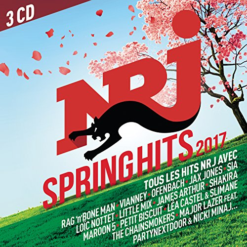 VA - NRJ Spring Hits 2017 - (88985418172) - 3CD - FLAC - 2017 - WRE Download