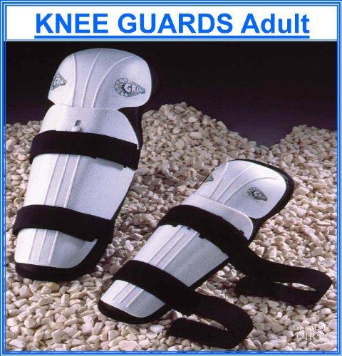 Proline Knee Guards, Grey, Adult