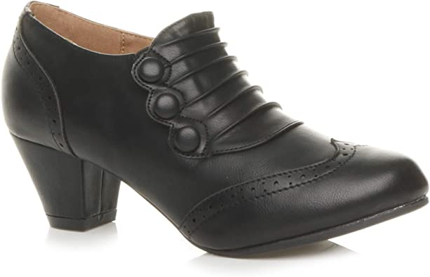 Promotion Bottines Richelieu Femmes | Vente Bottines
