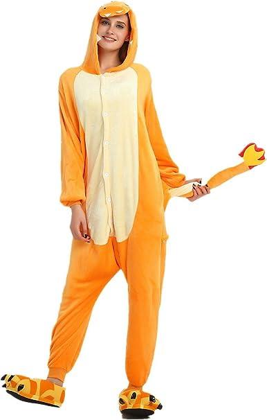 VineCrown Disfraces Pijama Animales Adultos Traje Disfraz Ropa de ...