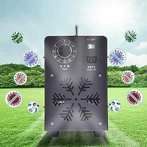 ZSLGOGO 10000mg/H Generador de ozono Profesional Temporizador ...