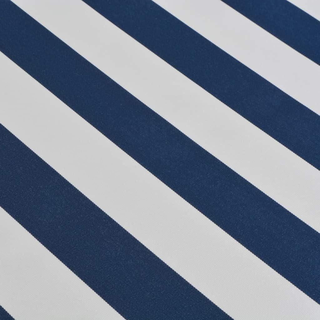 Festnight Tenda da Sole da Parete Avvolgibile Pieghevole da Balcone Giardino per Esterno,Tenda da Sole da Giardino Avvolgibile,Tenda da Sole Esterno,Tenda da Sole da Balcone 350 cm//450 cm//600 cm