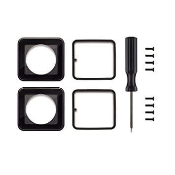 Image result for GoPro HERO3+ Standard Housing Lens Replacement Kit