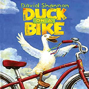 Duck on a Bike Audiobook