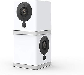 2-Pack Wyze Cam 1080p Indoor Wireless Smart Home Camera