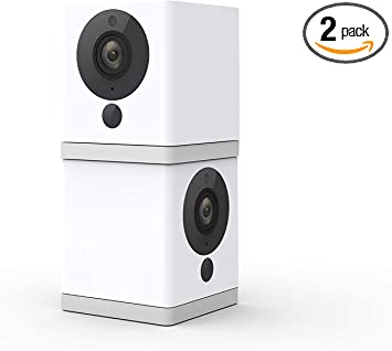 Wyze Cam v2 1080p HD Indoor Wireless WiFi Smart Home Camera with Night Vision