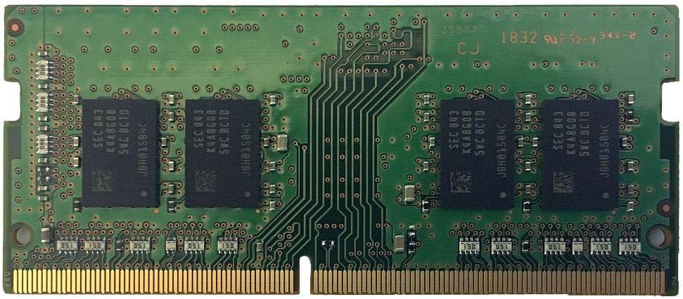 Vert DDR4 Modules de m/émoire 8 Go Noir Samsung M471A1K43CB1-CTD Module de m/émoire DDR4 2666MHz 8 Go 260 Broches So-DIMM 2666 MHz 1 x 8 Go