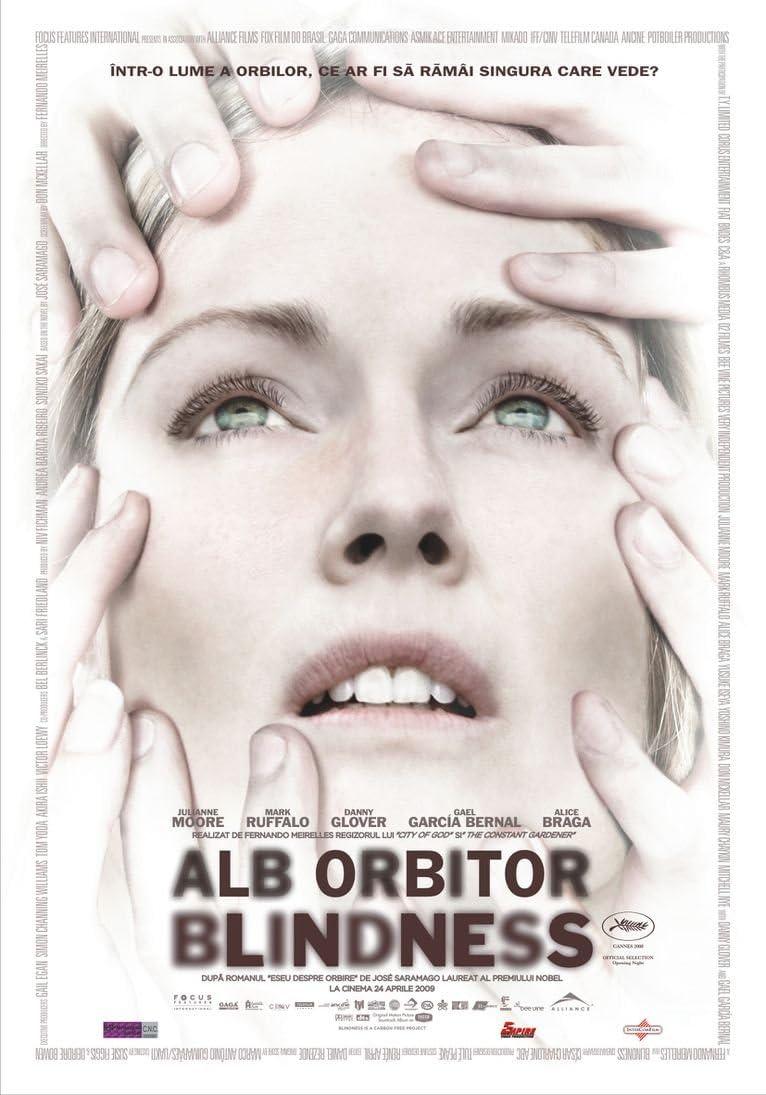 Blindness (24x34 inch, 60x86 cm) Silk Poster Seda Cartel PJ1E-884B: Amazon.es: Hogar