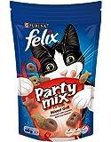 Felix Party Mix Mixed Grill Cat Treats, Adult and Senior, 60g