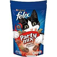 Felix Party Mix Mixed Grill Cat Treats, Adult, 60g