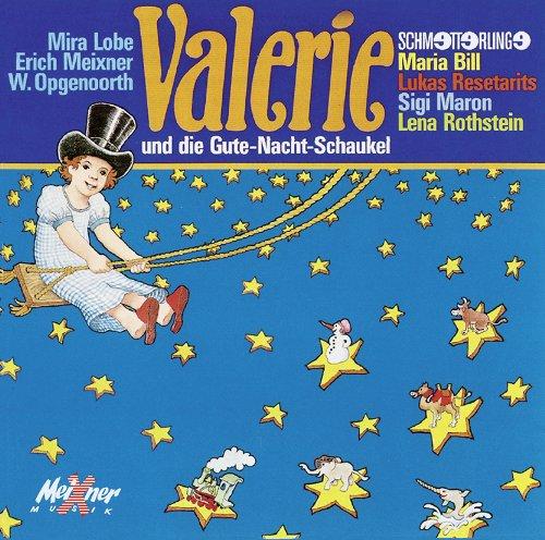 Valerie und die Gute-Nacht-Schaukel - Audio-CD