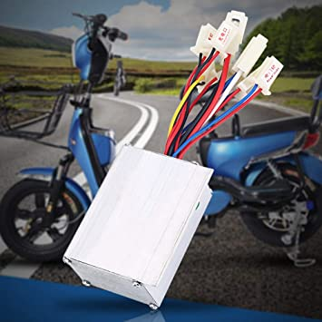 Controlador de Bicicleta Eléctrica, Controlador de 24V 250W Motor ...