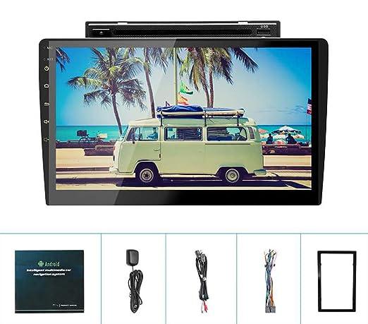 KBKG821 LCD del Coche de BLU-Ray DVD, Bluetooth Manos Libres ...