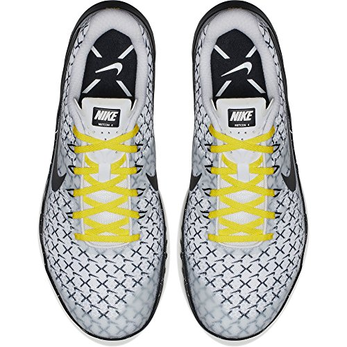 Homme Nike Yellow Dynamic 4 de 107 Multicolore Cross White Chaussures Metcon Black qrTSwrX