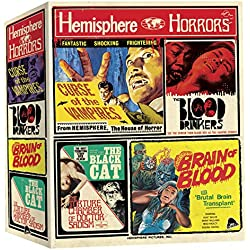 Hemisphere Box of Horrors [Blu-ray]