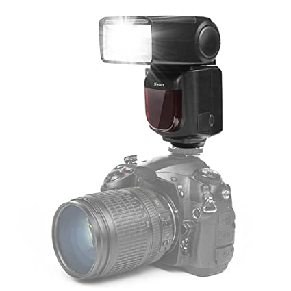 T.Face - Pantalla LCD Speedlite para Cámaras Réflex Digitales ...