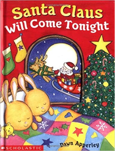 Amazon santa claus will come tonight dawn apperley christmas voltagebd Image collections