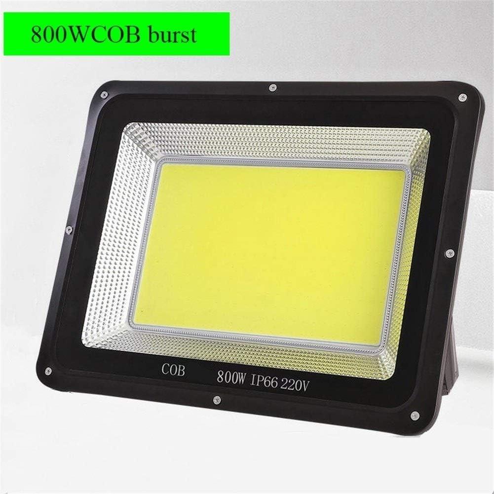 HJWL Proyectores Led Exterior, Proyector LED CA 220V 6000K Luz de jardín Al Aire Libre Foco Proyector LED