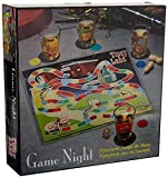Game Night Tipsyland Drinking Shot Glass Board Set