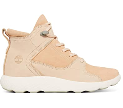 Timberland FlyRoam Hiker Damen Schuhe Sneaker Beige